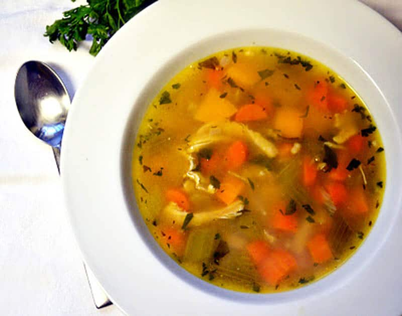 Jewish Penicillin- Your Favorite Chicken Soup