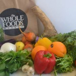 Whole Foods {Long Beach} Mystery Box Challenge