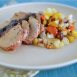 Herb Roasted Pork with Root Vegetables