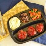 Retro-Redo: Homemade TV Dinner for #SundaySupper