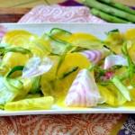 Shaved Summer Salad