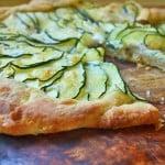 Zucchini Galette