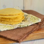 Homemade Tortillas and Facebook Giveaway