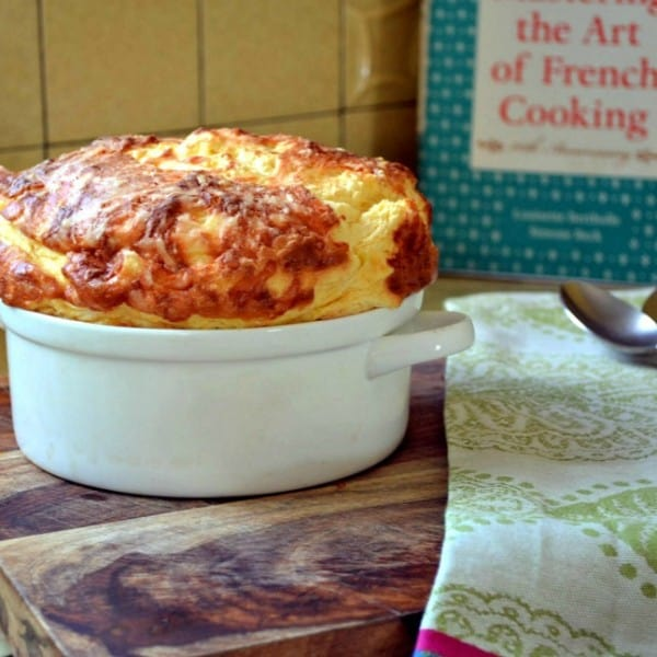 Julia Child's Cheese Souffle
