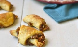 Pumpkin and Candied Pecan Rugelach