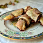 Cherry-Pistachio Rugelach {Video}