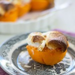 Mom's Sweet Potato Stuffed Oranges