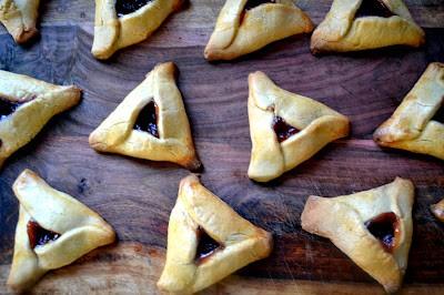 Gluten Free Hamantaschen for Purim