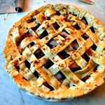 Hawaiian Mountain Apple Lattice Pie- 1st Stop on my Culinary Bucket List