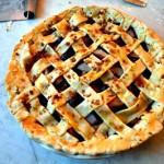 Hawaiian Mountain Apple Lattice Pie- 1st Stop on my Culinary Bucket List
