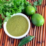 Green Goddess of Salsa: Roasted Tomatillo Salsa