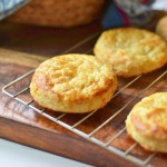 Buttermilk Cheddar Cheese Biscuits