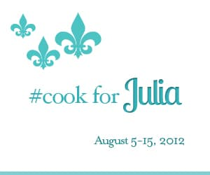 #CookForJulia this #SundaySupper
