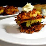Mom's Famous Potato Latkes