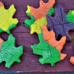 Thanksgiving Leaf Cookies