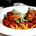 Classic Spaghetti and Meatballs {Video}