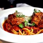 Classic Spaghetti and Meatballs {Video}