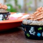 Halloween Oreo Cupcakes