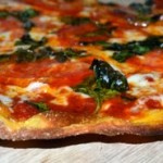 The Pizza Post: Home Made Style Margherita Pizza