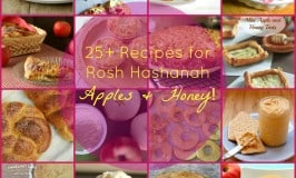 25+ Rosh Hashanah Recipes with Apples and Honey