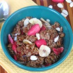Strawberry Banana Granola {Guest Post}