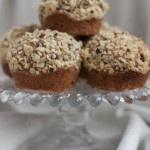Pumpkin Spice Banana Muffins {Guest Post by Bake Jenny}