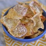 Homemade Taro Chips