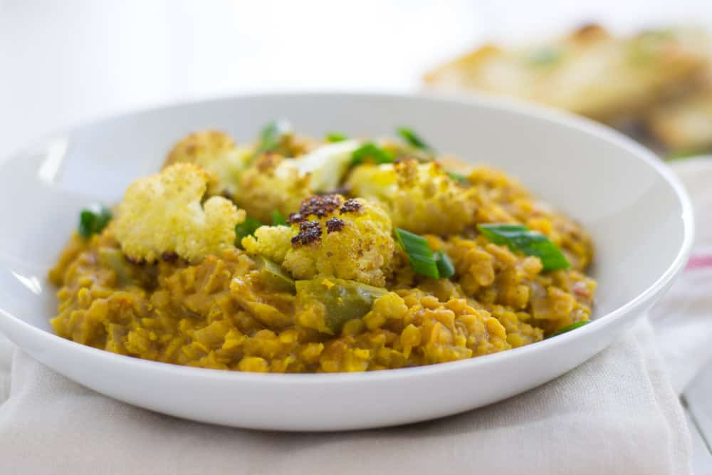Red Lentil Curry Recipes — Dishmaps