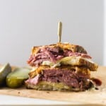 Reuben Sandwich, Kicked Up a Notch