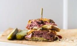 Reuben Sandwich, Kicked Up a Notch