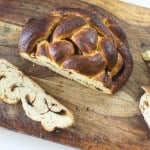 Brown Sugar Cinnamon Swirl Challah