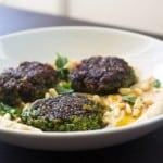 Kale Falafel