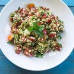 Quinoa Taboulleh {Guest Post}
