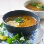 Turkish Lentil Soup and Hanukkah Giveaway!