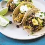 Quinoa Breakfast Tacos