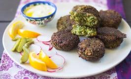 Fava Bean Falafel {Guest Post}