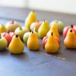 Marzipan Fruits #ChristmasWeek