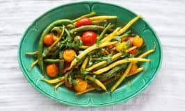 Summer Fasulye (Turkish Green Beans)