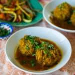 Koofteh (Persian Meatballs)