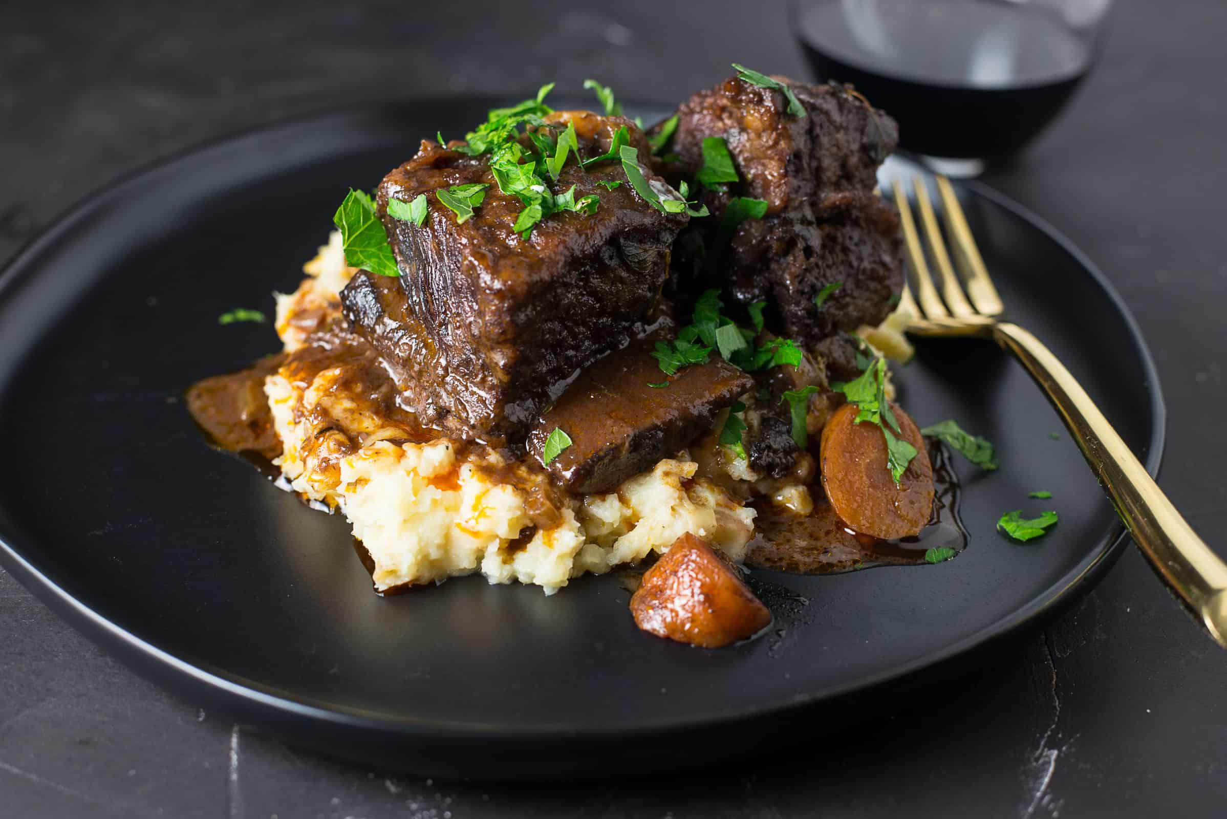 Beef Chuck Flanken Ribs Recipes