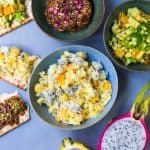 Passover Charoset Three Ways: Tropical, Persian, Tex-Mex
