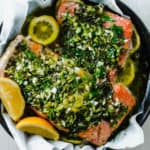 Herb and Citrus Roasted Salmon