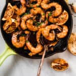 Spanish Garlic Shrimp with Paprika and Lemon (Gambas al Ajillo)